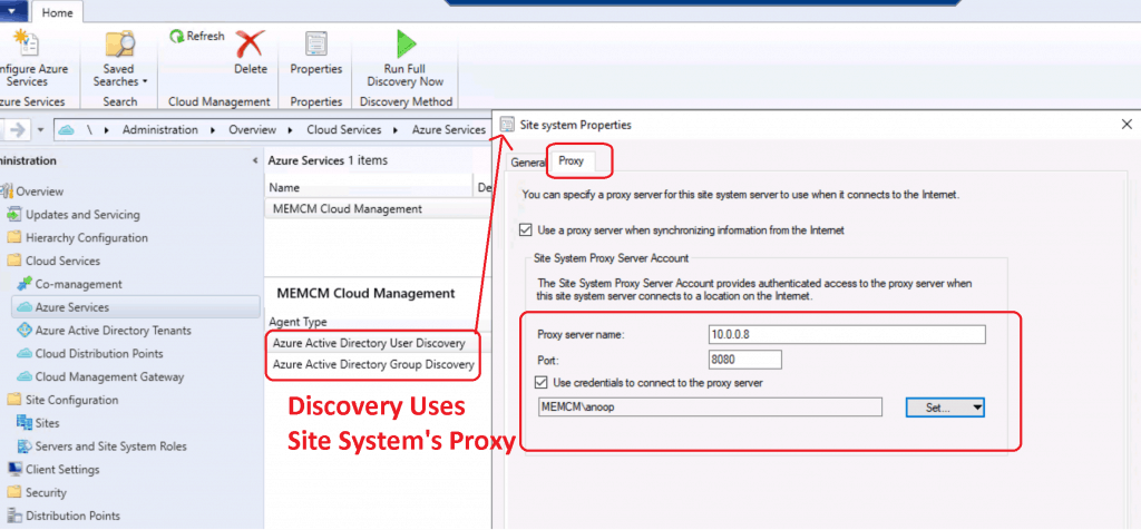 Azure AD User & Group Discovery - ConfigMgr 2002 List of New Features
