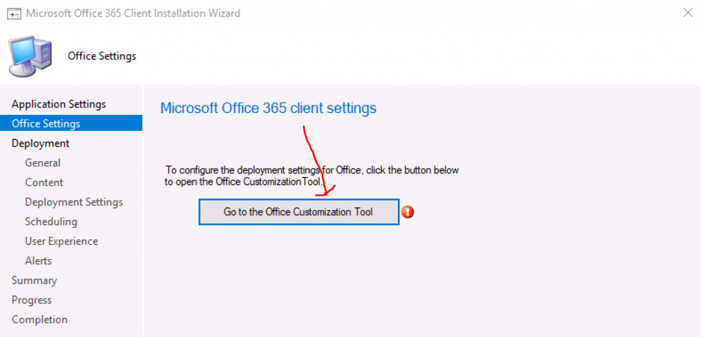 Microsoft Office 365 Client Settings - Deploy MS Teams using ConfigMgr