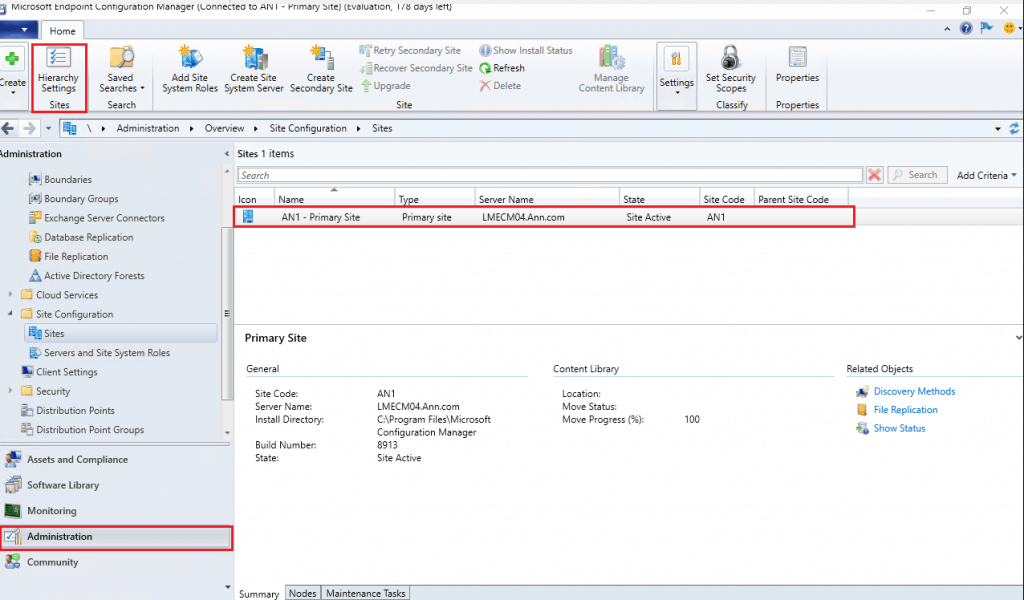 Configure ConfigMgr Preferred MP - Management Point - SCCM