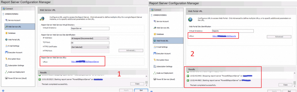 ConfigMgr Integrate Power BI Reporting Server with SCCM 8