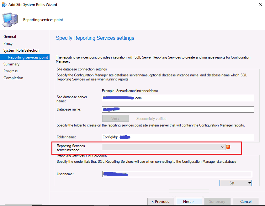 ConfigMgr Integrate Power BI Reporting Server with SCCM 9