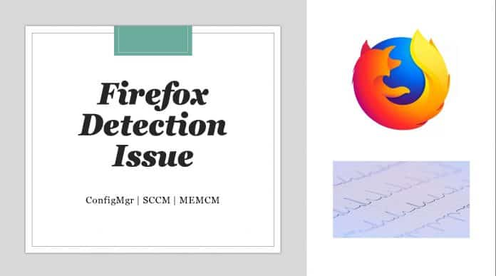Firefox Detection Issues