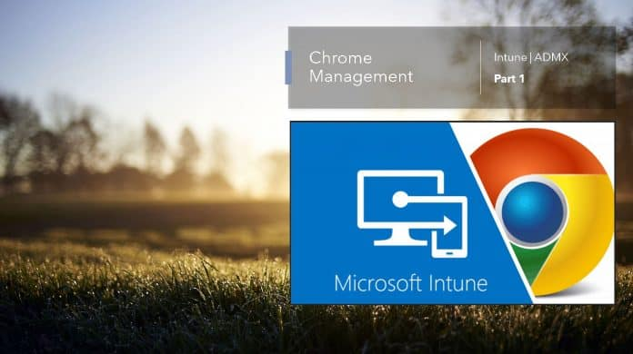 Manage Chrome Firefox in Windows from Intune using OMA-URIs