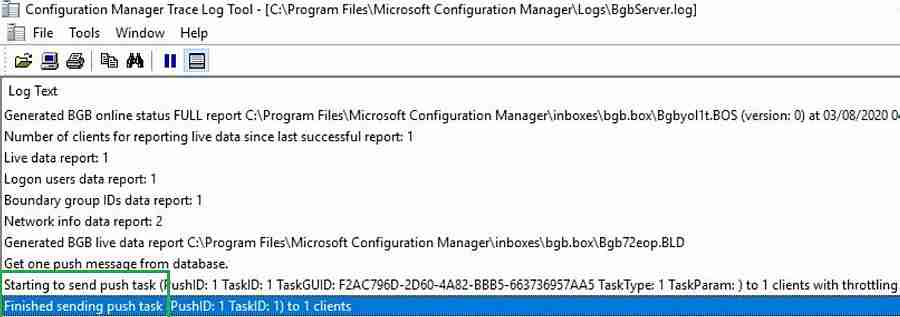 Tenant Attach Guide for SCCM Logs Data Flow Troubleshooting Intune 5
