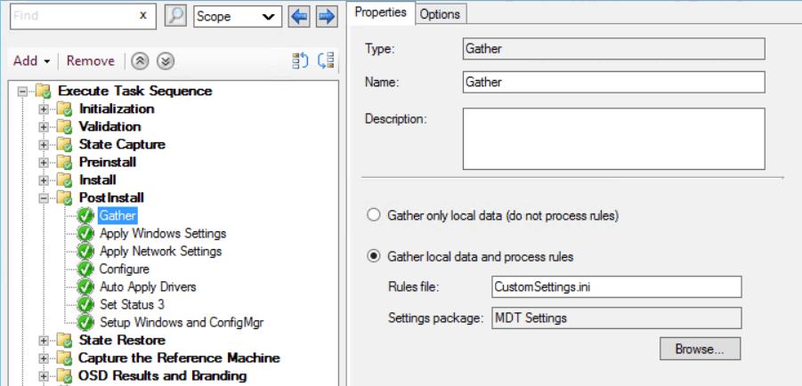 Customizing UDI Wizard with UDI Designer Using SCCM   ConfigMgr 5