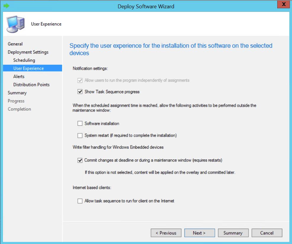Customizing UDI Wizard with UDI Designer Using SCCM   ConfigMgr 13