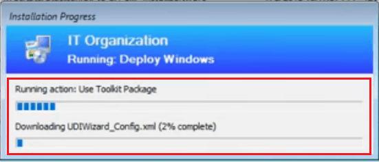 Customizing UDI Wizard with UDI Designer Using SCCM   ConfigMgr 18