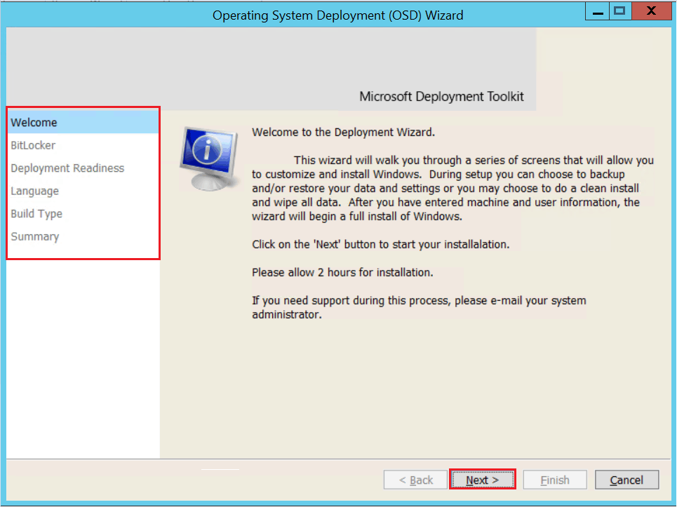 Customizing UDI Wizard with UDI Designer Using SCCM | ConfigMgr 20