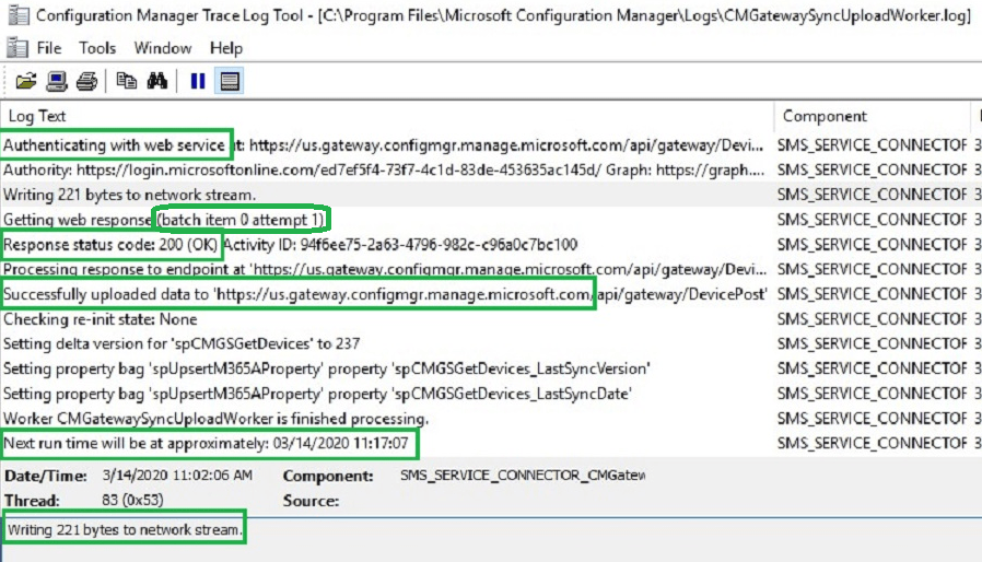 Tenant Attach Guide for SCCM Logs Data Flow Troubleshooting Intune 1