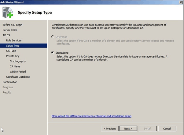 Install Root CA Sub-Ordinate CA Non-trusted domains |ConfigMgr | SCCM 1