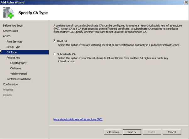 Install Root CA Sub-Ordinate CA Non-trusted domains |ConfigMgr | SCCM 2