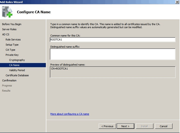 Install Root CA Sub-Ordinate CA Non-trusted domains |ConfigMgr | SCCM 4