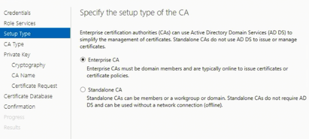 Install Root CA Sub-Ordinate CA Non-trusted domains |ConfigMgr | SCCM 8