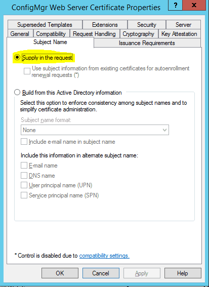 Install Root CA Sub-Ordinate CA Non-trusted domains |ConfigMgr | SCCM 27
