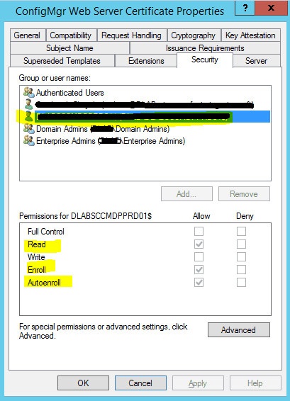 Install Root CA Sub-Ordinate CA Non-trusted domains |ConfigMgr | SCCM 28
