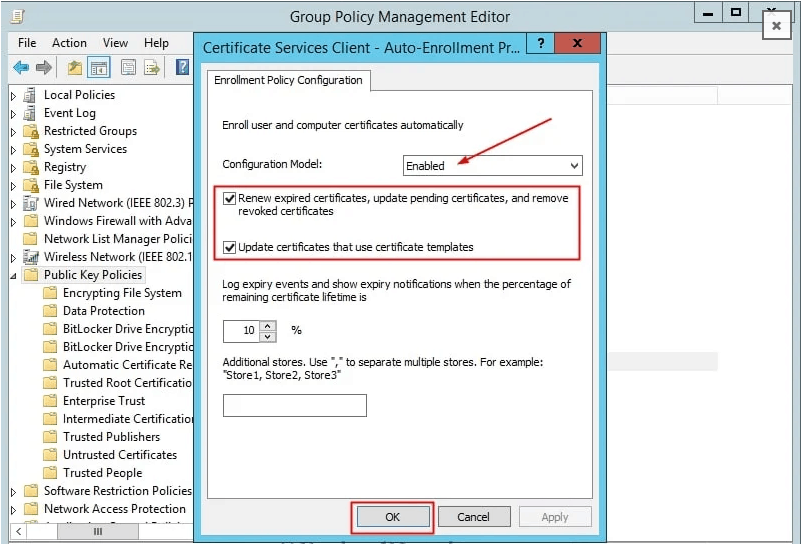 Install Root CA Sub-Ordinate CA Non-trusted domains |ConfigMgr | SCCM 31