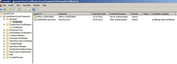 Install Root CA Sub-Ordinate CA Non-trusted domains |ConfigMgr | SCCM 32