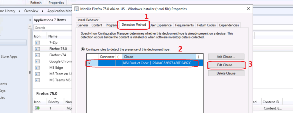 Firefox Installation Failed SCCM Reporting Issue