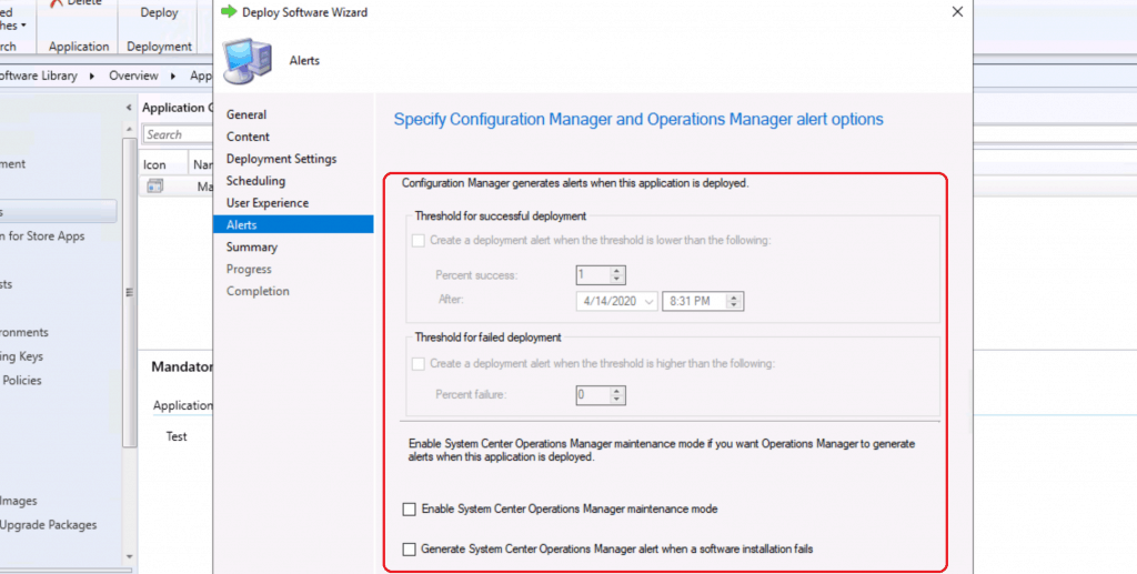 Create Application Groups Using SCCM