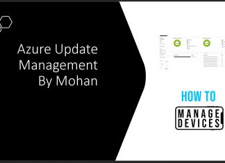 Azure Update Management