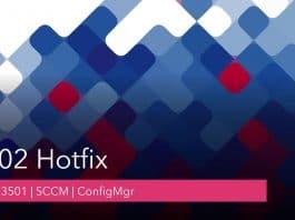 ConfigMgr 2002 Hotfix KB4553501