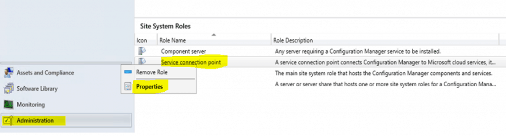 SCCM Upgrade with an Offline Service Connection Point| ConfigMgr 1