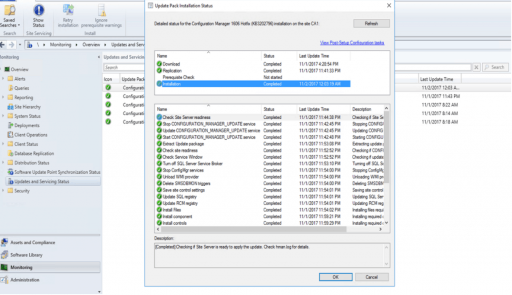 SCCM Upgrade with an Offline Service Connection Point| ConfigMgr 8