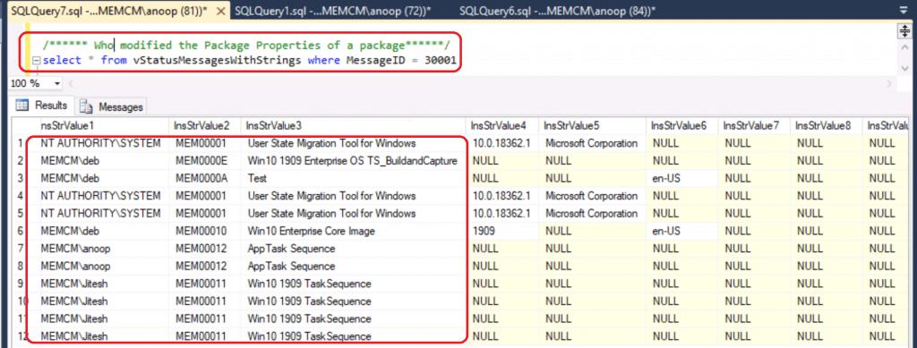 Deleted ConfigMgr Task Sequence - SCCM