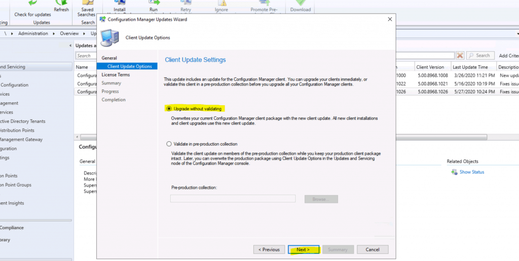 ConfigMgr 2002 Rollup Update HotFix 4563473 | FIX Tenant Attach Issues 2