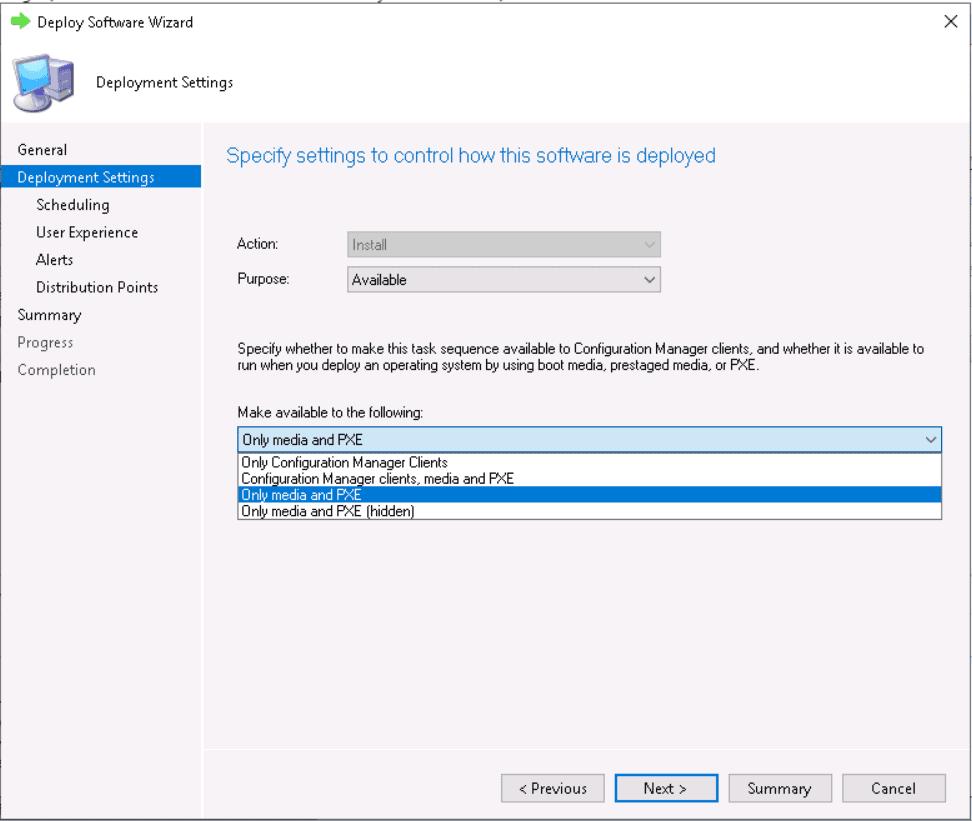 Deploy Windows 10 2004 Using SCCM | ConfigMgr | MEMCM 25