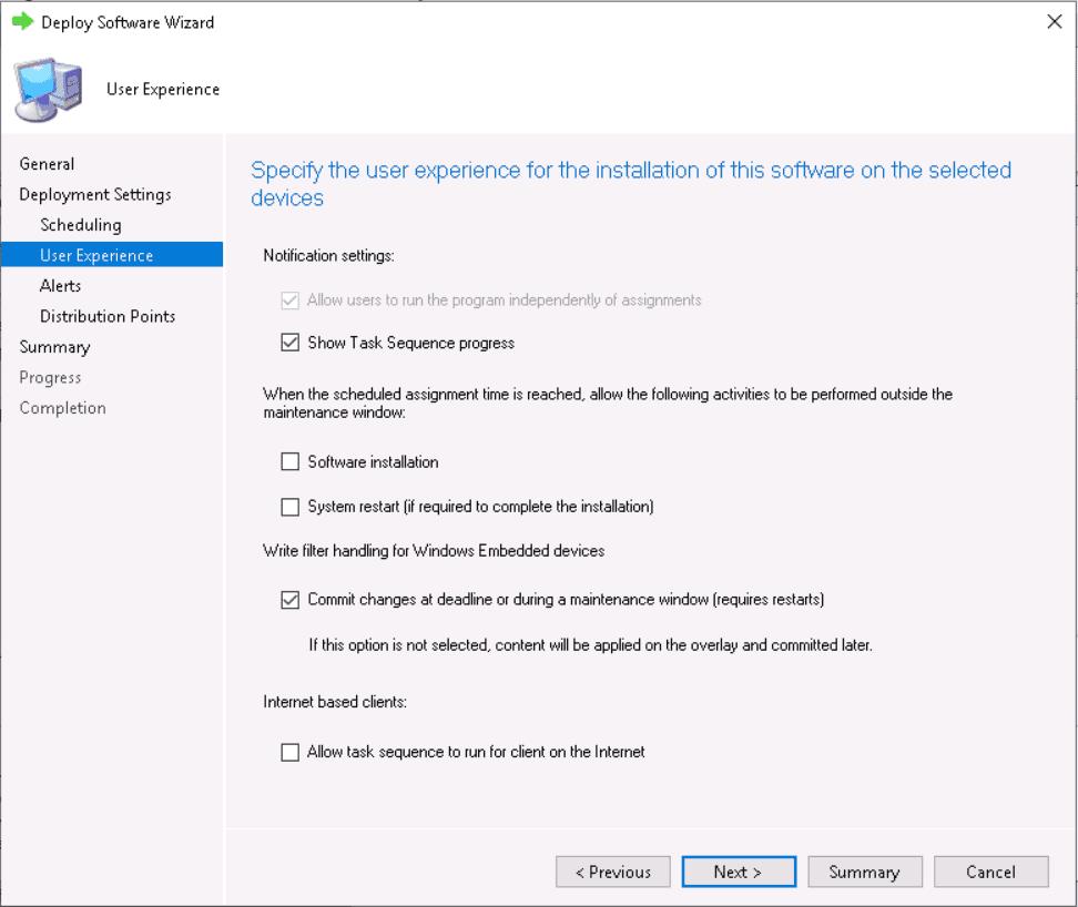 Deploy Windows 10 2004 Using SCCM | ConfigMgr | MEMCM 27