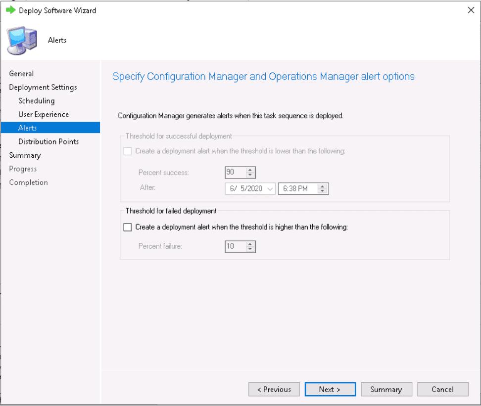 Deploy Windows 10 2004 Using SCCM | ConfigMgr | MEMCM 28