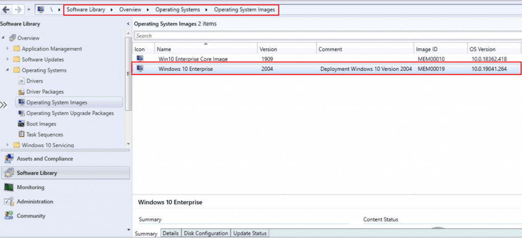 Deploy Windows 10 2004 Using SCCM | ConfigMgr | MEMCM 6