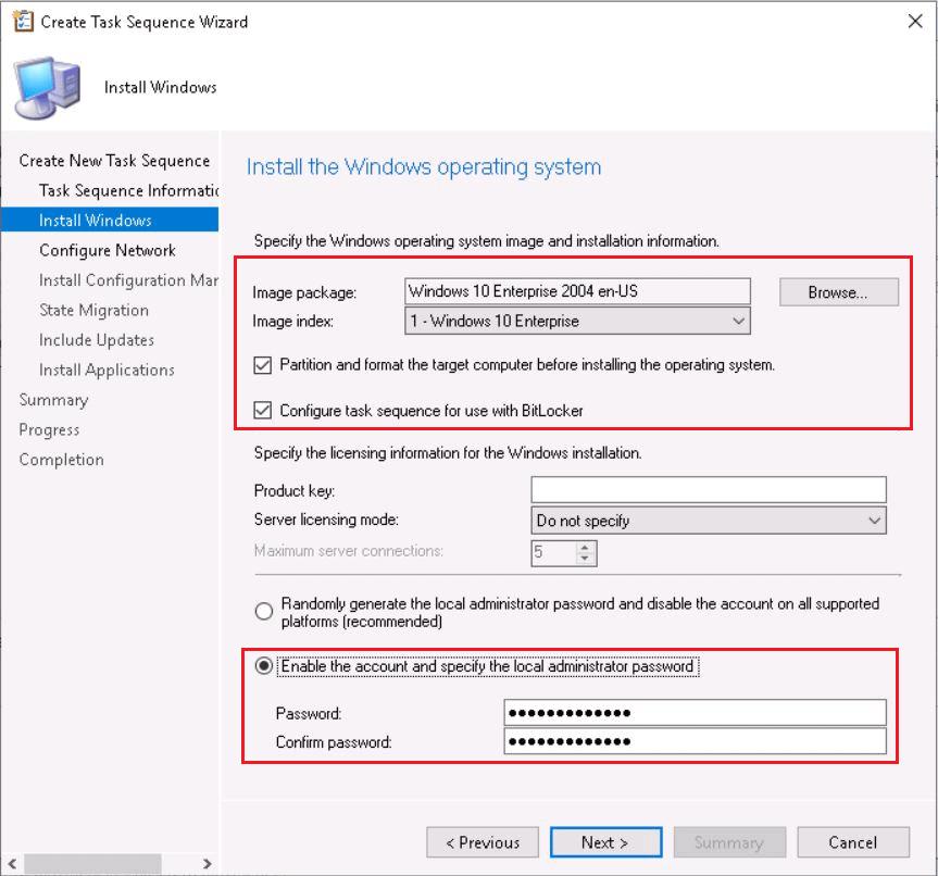 Deploy Windows 10 2004 Using SCCM | ConfigMgr | MEMCM 13