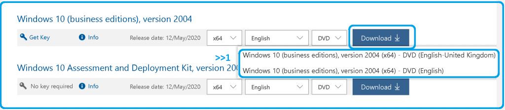 Windows 10 2004 Using SCCM | ConfigMgr