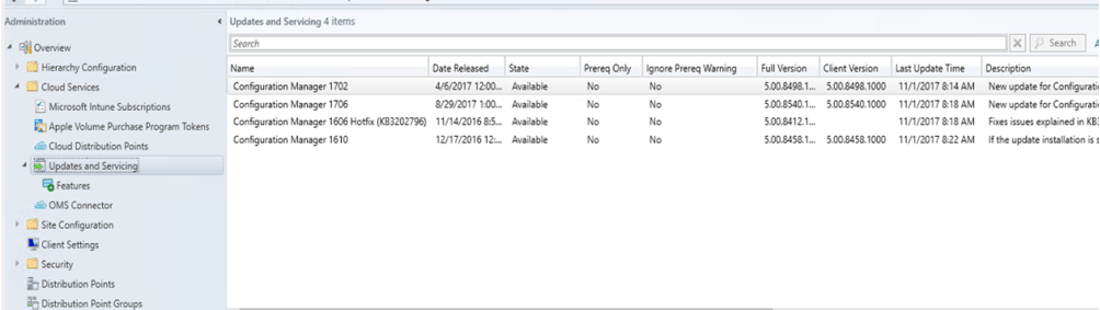 SCCM Upgrade with an Offline Service Connection Point| ConfigMgr 3