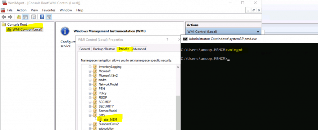 Admins Recently Connected ConfigMgr Console - view recently connected consoles - Console Connections