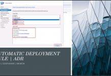 Create SCCM Automatic Deployment Rule