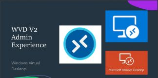 WVD v2 Admin Experience Create New Host Pool Workspace Session Host