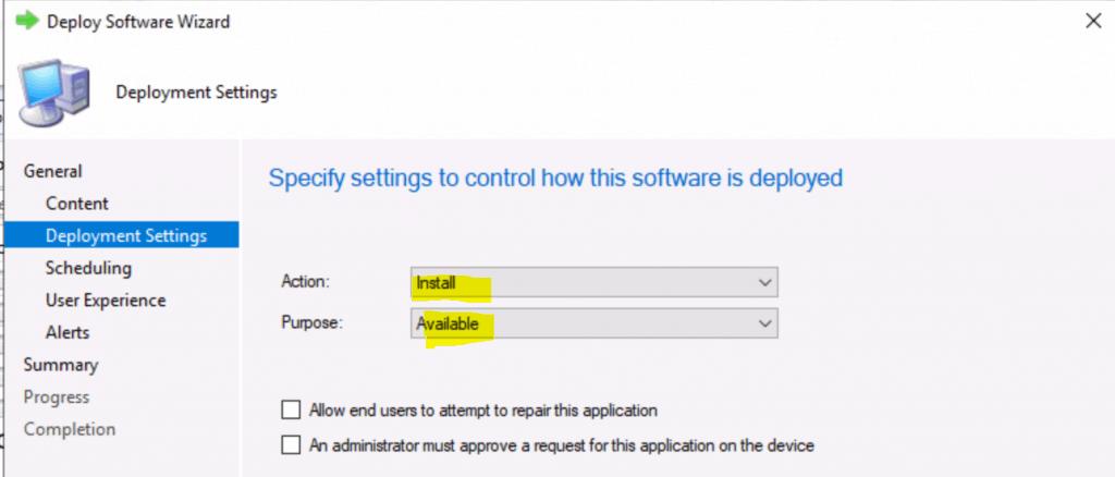 Deploy SCCM Admin Console - ConfigMgr