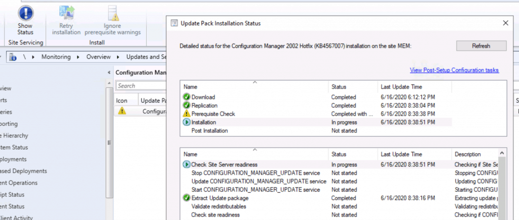 Configuration Manager 2002 Hotfix (KB4567007)