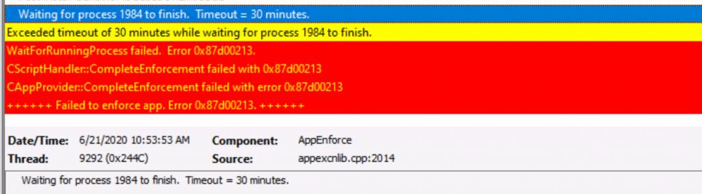 ConfigMgr Edge Chromium Unmatched Exit Code (1) Execution Failed | SCCM 5