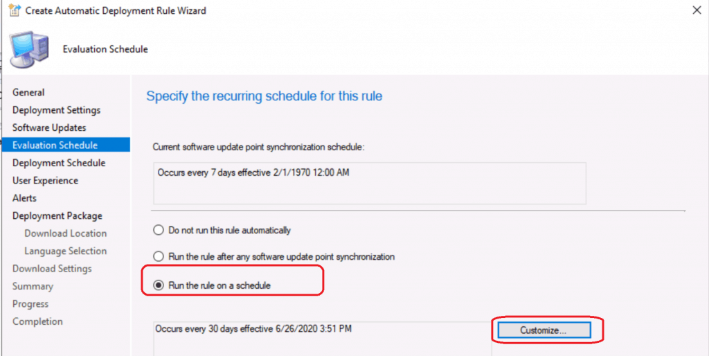 Create SCCM Automatic Deployment Rule | ADR | ConfigMgr 1