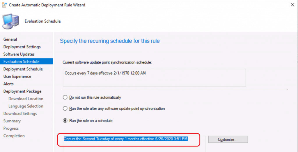 Create SCCM Automatic Deployment Rule | ADR | ConfigMgr 2