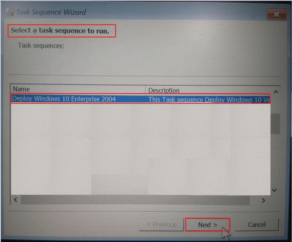 Deploy Windows 10 2004 Using SCCM | ConfigMgr | MEMCM 33