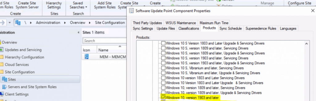 ConfigMgr Windows 10 Servicing - ConfigMgr Windows 10 Servicing Upgrade to 20H2 | SCCM