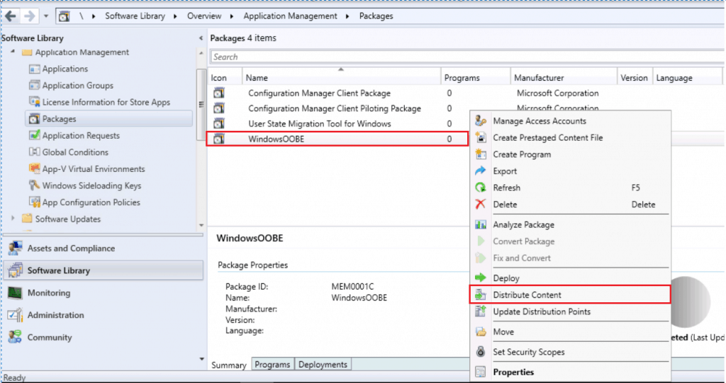 SCCM Customize Windows Out of Box Experience OOBE Using ConfigMgr 10