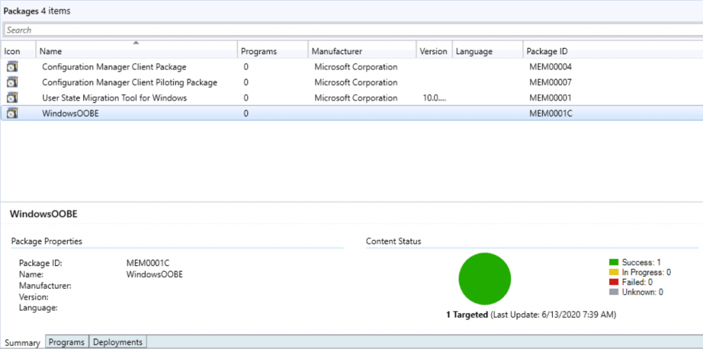 SCCM Customize Windows Out of Box Experience OOBE Using ConfigMgr 14
