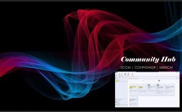 Fix Missing SCCM Community Hub Issue Enable ConfigMgr