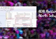 SCCM ADR Failure Alerts Setup Using ConfigMgr Subscriptions ConfigMgr